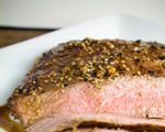Ginger Soy London Broil