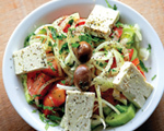 Greek Horiatiki Salad
