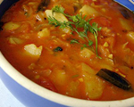 Greek Vegetable Soup