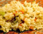 Garlic and Herb Cheese Rice