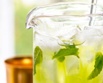 Green Herb Infusion
