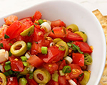 Green Olive Salsa