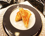 Regular Grilled Cheese Sandwich