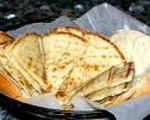 Grilled Pita Breads