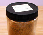 Ground Cardamom Spice Rub