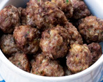 Ground Beef Hors D' Oeuvres