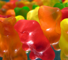 Homemade Gummi Candies