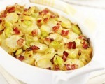 Creamy, Cheesy Ham-Potato Feast