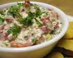 Ham and Veggie Dip