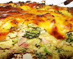 Overnight Ham Souffle