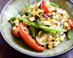 Haricot Bean Salad 