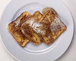 Healthy Baked French Toast