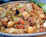 Hearty Wild Rice Salad