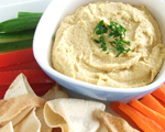 Heavenly Hummus