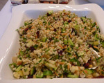 Herbed Grains Salad