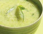 Herbed Zucchini Soup
