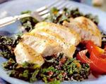 Homemade Chicken 'n' Greens