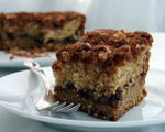 Honey and Yogurt Coffee Cake