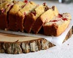 Honey Cranberry Oat Bread