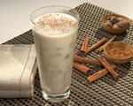 Horchata Mexican Milkshake