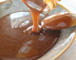Hot Caramel Sauce