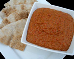Hot pepper dip