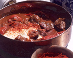 Hungarian Goulash with Paprika