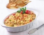 Hot Rich Crab Dip