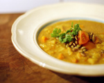 Indian Lentil Soup