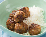 Indian Meatballs