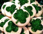 Irish Sugar Cookies