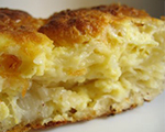 Italian Egg and Cheese Pie
