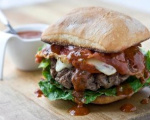 Italian Style Burgers