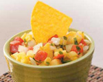 Jalapeno and Pineapple Salsa