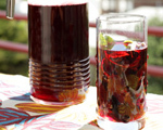 Jamaica Hibiscus Punch