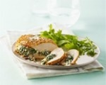 Jennifer's Spinach- and Ricotta-Stuffed Chicken
