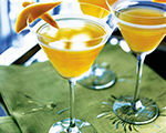 Juicy Mango Cocktails