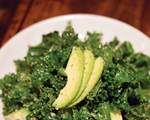 Kale and Avocado Salad
