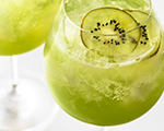 Kiwi and Mint Julep