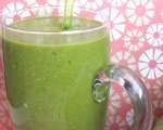 Green Papaya Smoothie