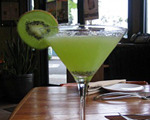 Kiwi Sparkler Cocktail