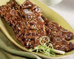 Korean Sweet Short Ribs	