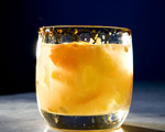 Kumquat Caipirinha Cocktail