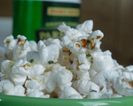 Lemon and Parmesan Popcorn