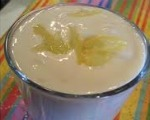Lemon Honey Cheesecake Shake