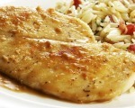 Low-Fat Lemon Garlic Chicken