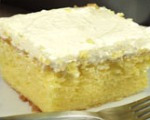 Coconut Cake Deluxe