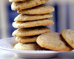 Lemon Verbena Cookies