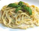 Light Fettuccine Alfredo
