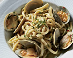 Linguini with Clams and Garlic
